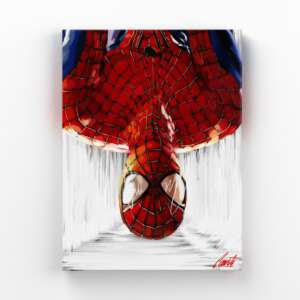 AMAZING by Consti I Tobey Maquire I Spiderman I Portrait I Painting